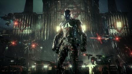 Batman Arkham Knight картинки фото