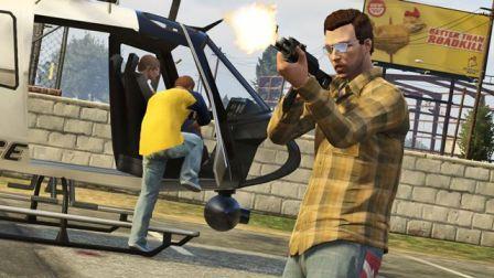 GTA Online фото