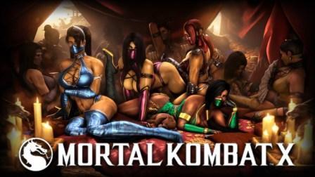 Mortal Kombat X фото 1