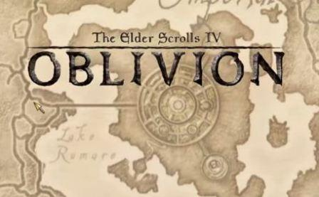 Прохождение The Elder Scrolls IV_ Ob
