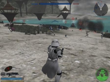 Star Wars Battlefront картинки