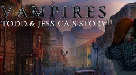 Вампиры_ Тодд и Джессика