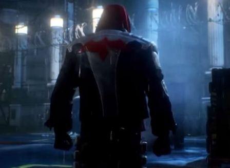 Batman_ Arkham Knight - Красный Колпак
