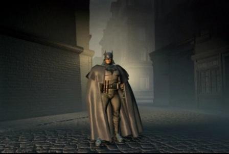 Девелоперы Batman