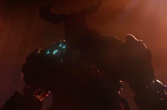 Doom 4 Trailer