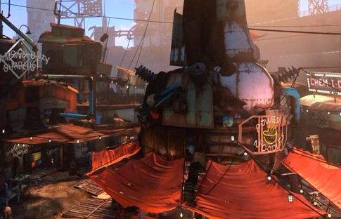 FALLOUT 4_ MAP AND LOCATION