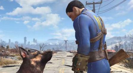 Fallout 4 картинки