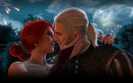 Игра The Witcher 3