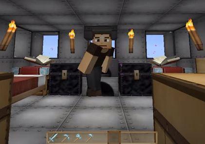 Как сделать нож в Minecraft