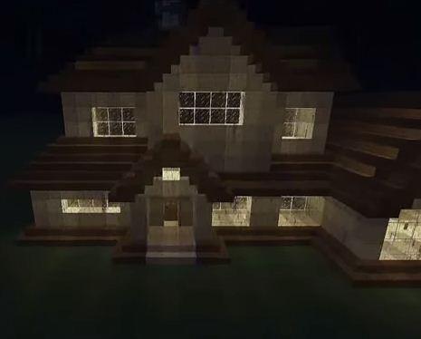 Как в Майнкрафт сделать красивый дом