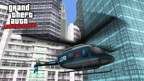 Либерти-Сити из GTA III