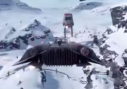 Star Wars Battlefront 3 Gameplay Trailer E3 2015