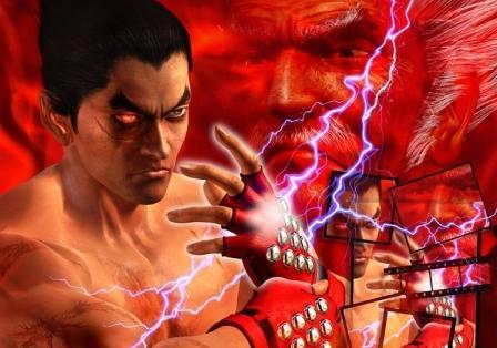 игры из серии Tekken