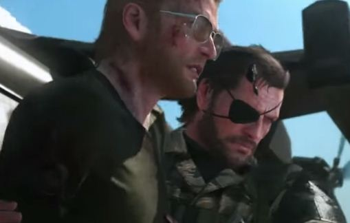 Metal Gear Solid V_ The Phantom Pain