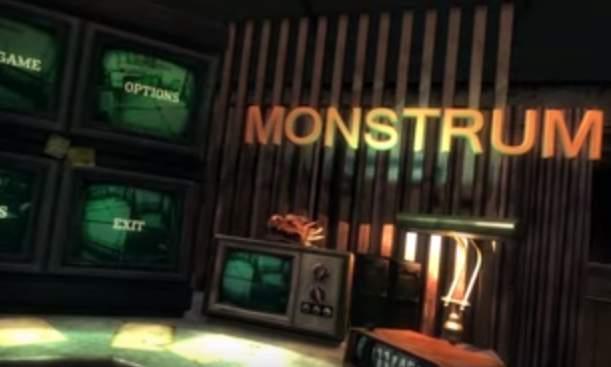 Прохождение Monstrum