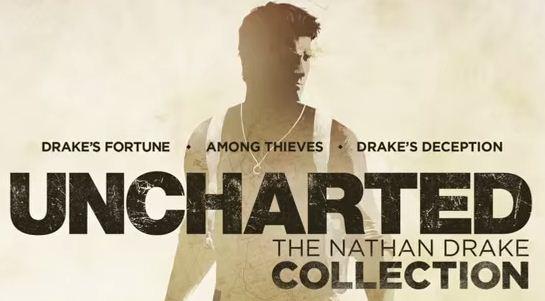 The Nathan Drake Collection