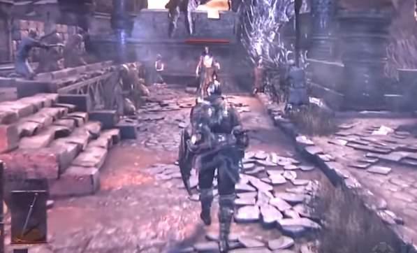 Dark Souls 3_ Геймплей и атмосфера