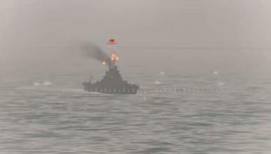 ПВО в World of Warships