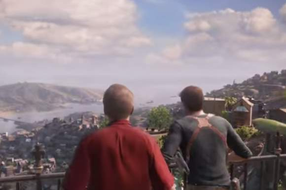 Uncharted 4_ A Thief's End