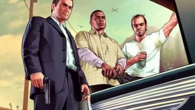 GTA 5 прохождение начало