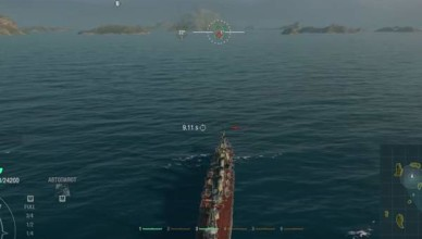 крейсер Kuma World of Warships