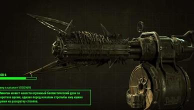 Fallout 4 Миниган