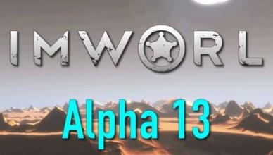 Rimworld alpha 13