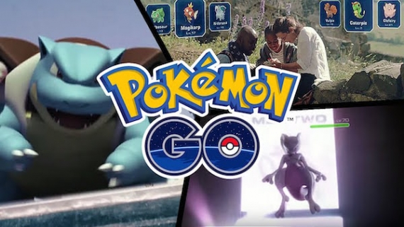 Pokemon Go фото