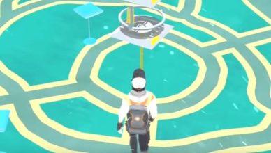 команды в Pokemon Go