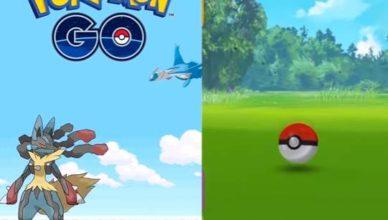 покемонов в Pokemon Go