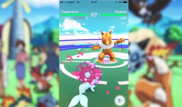 секреты Pokemon Go 1